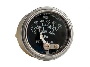 Mechanical Pressure Switchgage