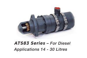 Austart Air Starters   Turbine Starters (Diesel Applications) _ 04