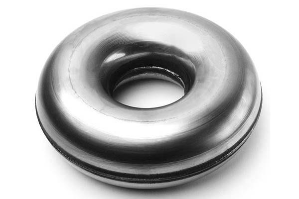Exhaust Donuts_Mild Steel Donuts