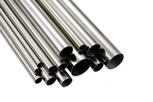 Metallic Tube_ Stainless Steel Tube