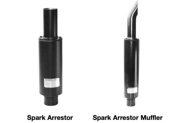 Nelson Spark Arrestors   Spark Arrestor - Screen Type Master