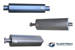 Flowtech Silencers | Universal Silencers Centre/Centre Semi