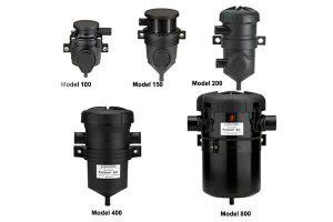 Crank Case Filter Assemblies | Mann+Humel Open/Closed Circuit Provent