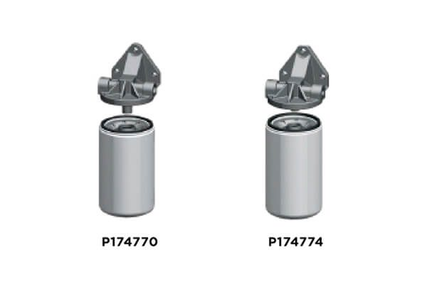 Donaldson Fuel Filter Selection
