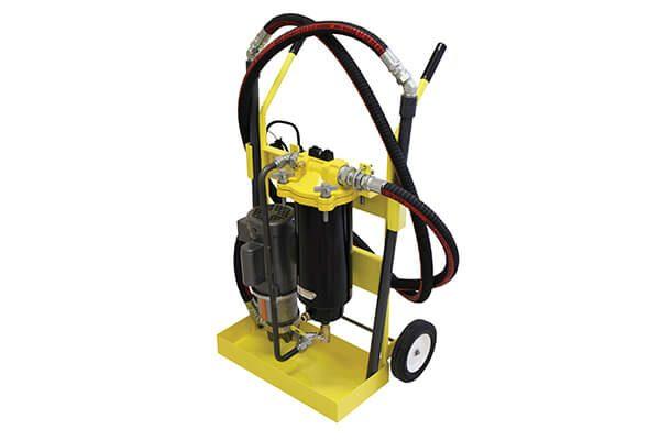 FBO Portable Fuel Filter Cart _ Product Advantages