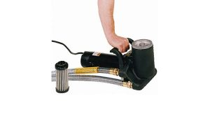 Guardian Portable Filtration System   Drum to Drum Filter Assembly