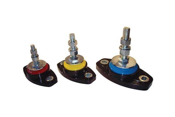 Isoflex Polymer Mounts _ MAXIMounts - Adjusting Stud