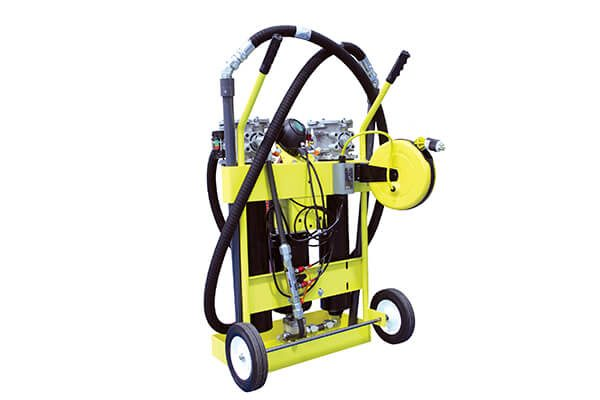Moduflow Portable Filter Carts - Engine Protection Equipment