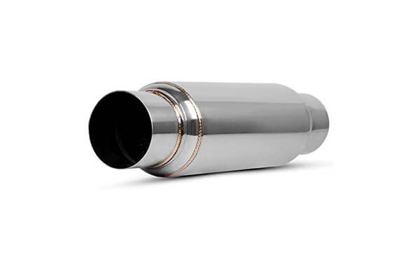 Nelson Global Standard Line Mufflers_Type 1 Muffler - Resonator