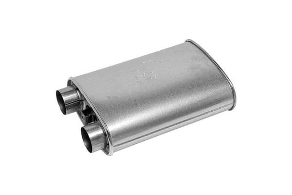Nelson Global Standard Line Mufflers_Type 3 Muffler - End In _ End Out - Same End