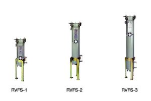 RVFS High Flow Filter Vessels