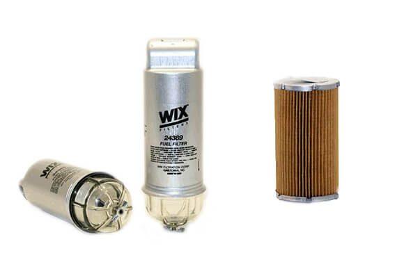 Wix Fuel Filter Assemblies | Bulk Fuel Water Separator Housings and Filters